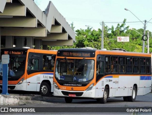 PE: Obras de saneamento alteram linhas de ônibus neste domingo e segunda-feira em Olinda