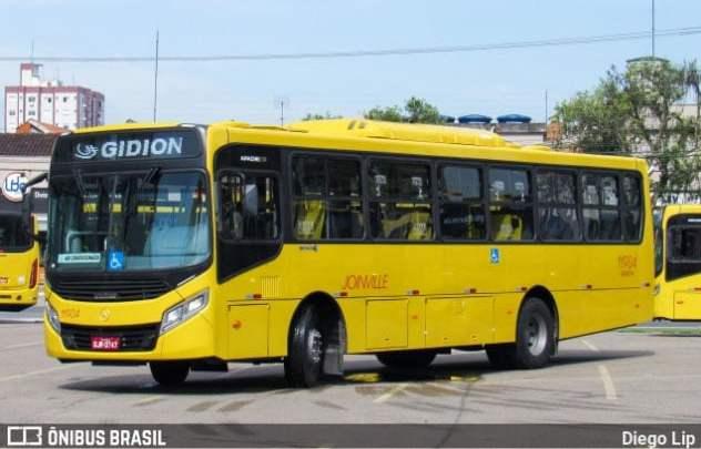 SC: Prefeitura de Joinville suspende por mais sete dias a circulação de ônibus