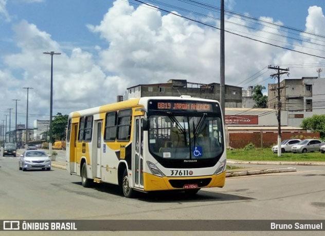 Itabuna: Prefeitura autoriza circulação de 50% dos ônibus na cidade