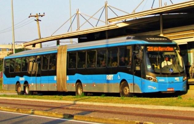 BRT Rio implanta duas novas linhas nos corredores Transoeste e Transcarioca