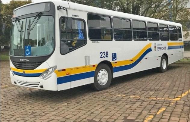 RS: Prefeitura de Erechim anuncia alteração de horários de ônibus