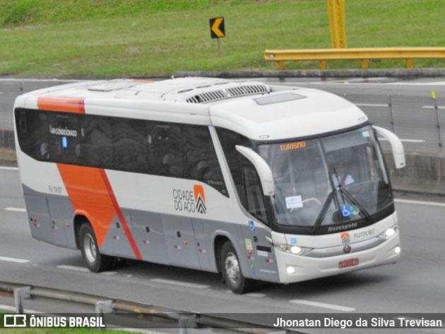 RJ: Funcionários da Viação Cidade do Aço alegam não receber direitos trabalhistas