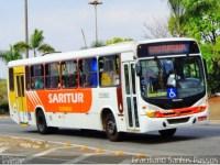 MG: Acidente entre moto e ônibus da Saritur deixa um morto em Ipatinga