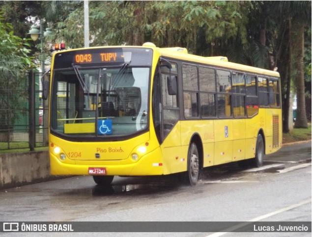 Joinville sinaliza para manter suspenso o transporte de ônibus até o final do mês