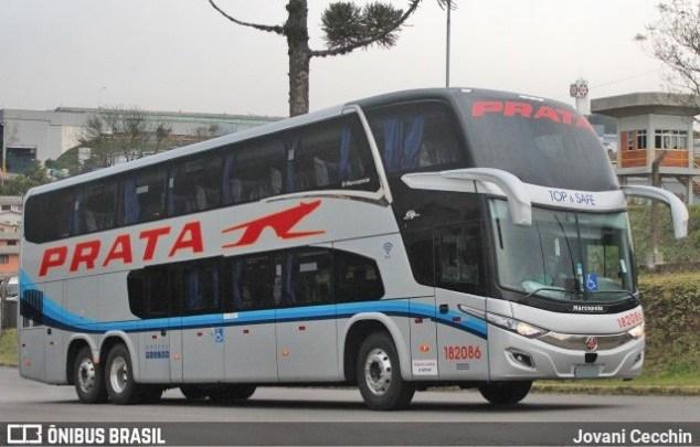 Expresso de Prata renova parte da frota com ônibus DD New G7