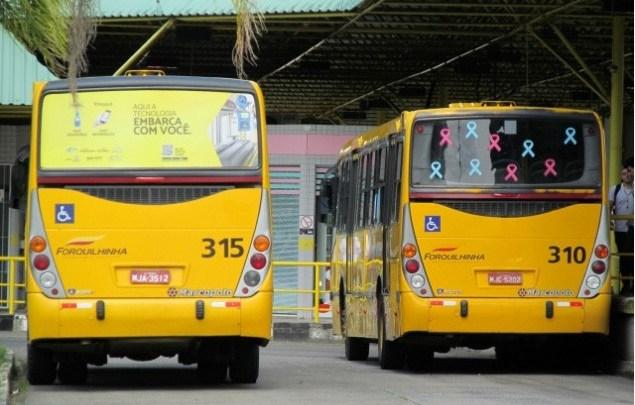 SC: Transporte municipal retoma operação nesta segunda-feira em Criciúma e demais cidades