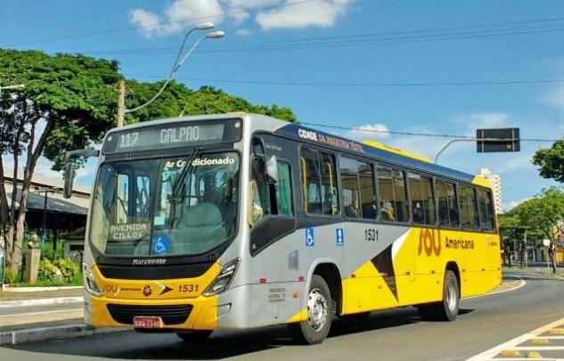 SP: Justiça proíbe a circulação de passageiros em pé nos coletivos de Americana