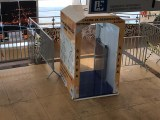 Rio Branco: Prefeitura utiliza cabine de desinfecção na Rodoviária Internacional