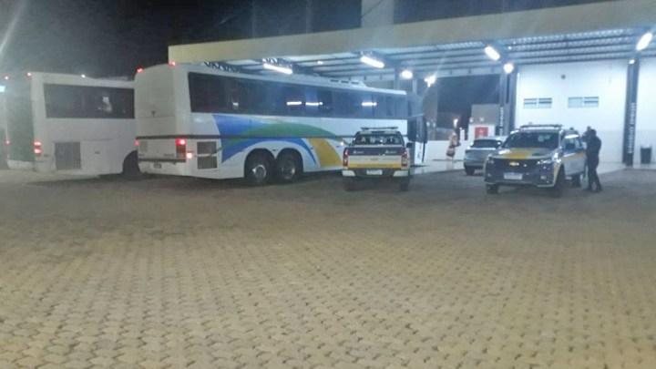 MG: ANTT apreende quatro ônibus clandestinos no Triângulo Mineiro
