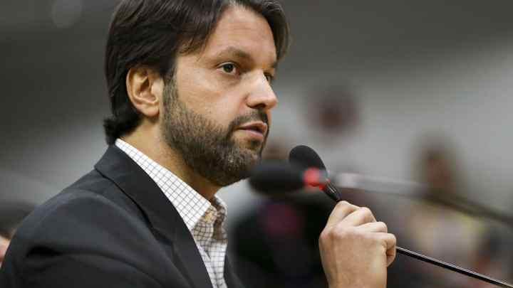 São Paulo: Preso pela PF, Baldy pede licença de cargo de secretário dos Transportes Metropolitanos