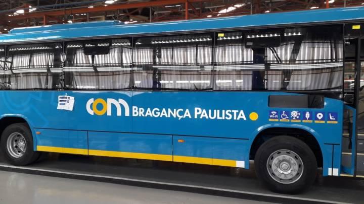 Bragança Paulista: JTP Transportes segue com renovação de frota