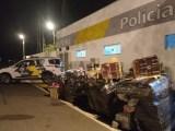SP: Polícia Militar prende passageiros de ônibus por transporte de mercadorias sem notas fiscais