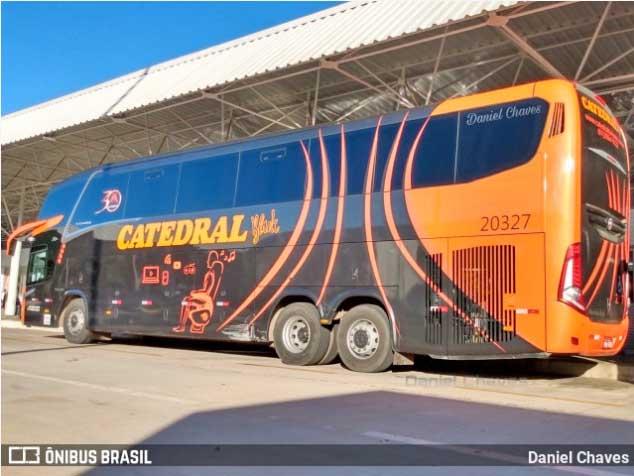 Vídeo: PRF apreende passageiro de ônibus transportando entorpecentes na BR-242