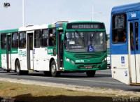 Ônibus é assaltado nesta manhã de quarta-feira em Salvador