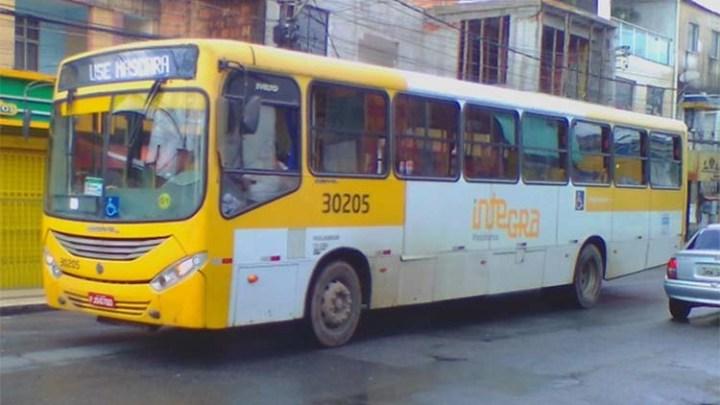 Salvador: Ônibus é assaltado na Avenida Suburbana na manhã desta segunda-feira