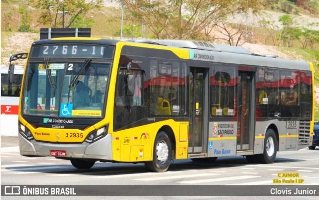 Prefeitura de São Paulo ainda estuda o novo valor da tarifa de ônibus para 2021