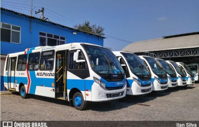 RJ: Viação Nossa Senhora da Penha adquire 30 novos Caio F2400