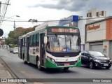 Homem é encontrado morto dentro de ônibus em Cuiabá