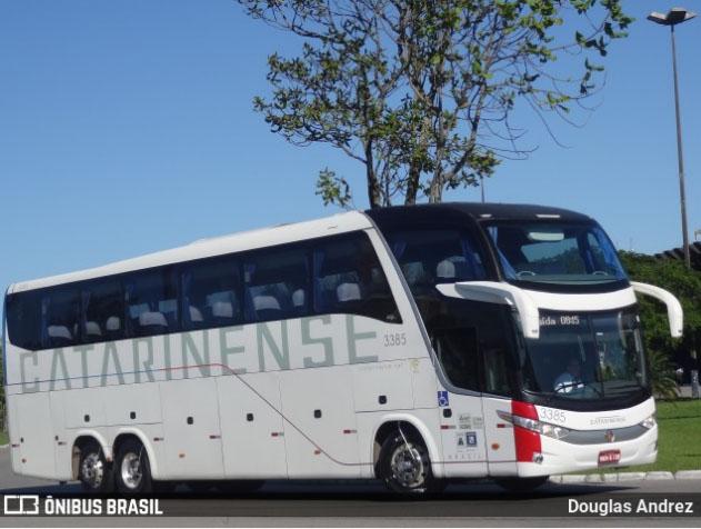 Prefeitura de Florianópolis marca reunião para definir liberação de ônibus interestaduais