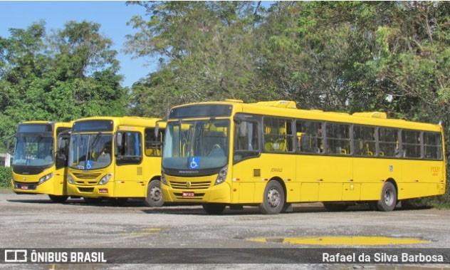 SC:  Joinville retoma o transporte de passageiros com redução de linhas de ônibus