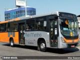 Rio: Tentativa de assalto causa pânico em passageiros de ônibus na Avenida Brasil