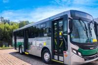 São Paulo: Transunião Transportes renova parte da frota com 34 novos ônibus Caio Apache Vip