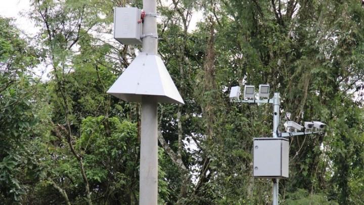 Pardais voltam a operar nas rodovias estaduais do Rio Grande do Sul