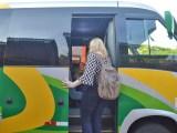 Volta ao trabalho nos escritórios registra aumento por ônibus fretados