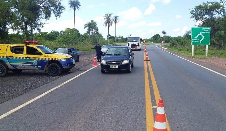 MS: Polícia Militar Rodoviária inicia operação  nas rodovias estaduais durante o feriadão