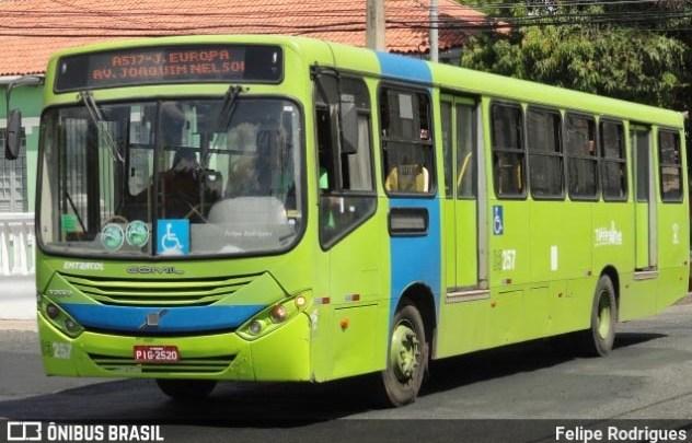 Greve de ônibus de Teresina chega ao fim nesta tarde de quarta-feira
