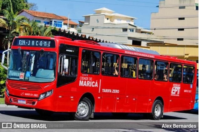 RJ: Prefeitura de Maricá abre licitação para novas linhas de ônibus