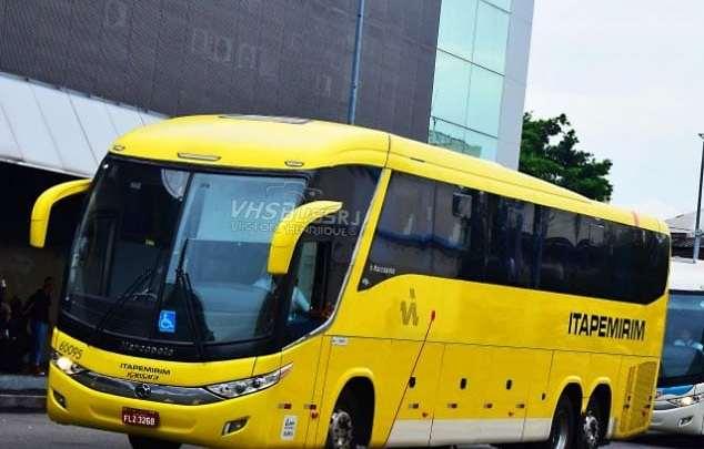 Movimento de passageiros nas rodoviárias aumenta nesse feriado de 12 de outubro