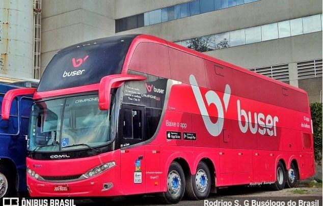 MG: Justiça irá multar órgãos de fiscalização que interromperem viagens intermediadas pela Buser