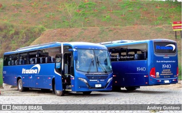 Viação Itaúna renova parte da frota com Busscar El Buss 320L Mercedes-Benz