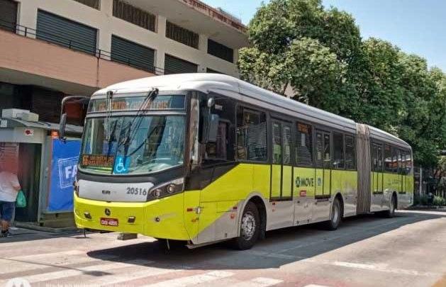 Belo Horizonte: Homem acaba detido por importunação sexual em ônibus