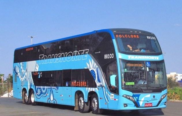 MG: Transnorte e Expresso União escalam ônibus DD para o Rio para conquistar mais passageiros