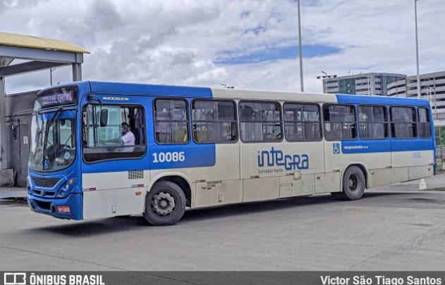 Salvador: Protesto acaba suspendendo a circulação de ônibus no Vale das Pedrinhas
