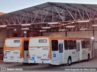 DF: Ausência do pagamento de horas extras acaba estendendo a paralisação dos rodoviários da Auto Viação Marechal