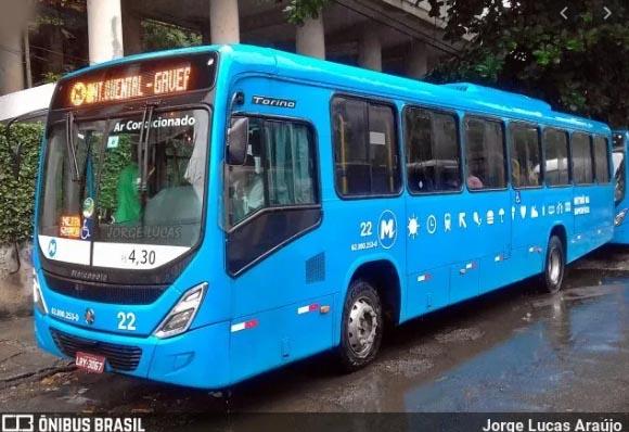 Rio: Ônibus do Metrô na Superfície passam a aceitar pagamento por aproximação