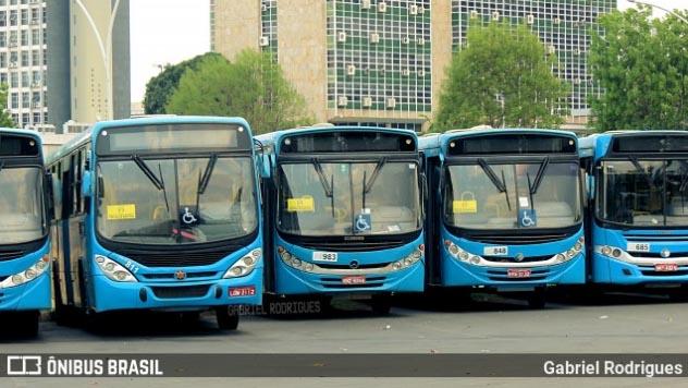 GDF altera tarifa técnica e passar pagar R$ 200 milhões  a empresas de ônibus