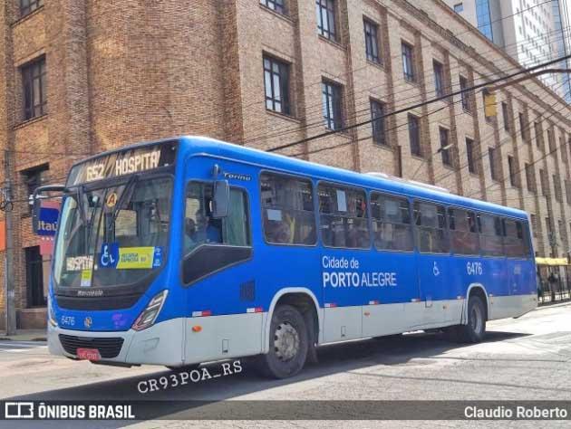 Porto Alegre aumenta a oferta de ônibus e determina novas regras para os estudantes