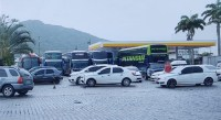 RJ: Empresas de ônibus  deixam passageiros em São Pedro para que peguem táxis para Cabo Frio