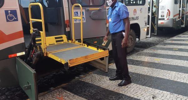RJ: Detro realiza fiscalização em ônibus intermunicipais na Região dos Lagos