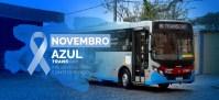 São Paulo: Auto Viação Transcap realiza campanha Novembro Azul