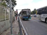 Rio: Acidente com ônibus deixa dois mortos e três feridos na Avenida Presidente Vargas