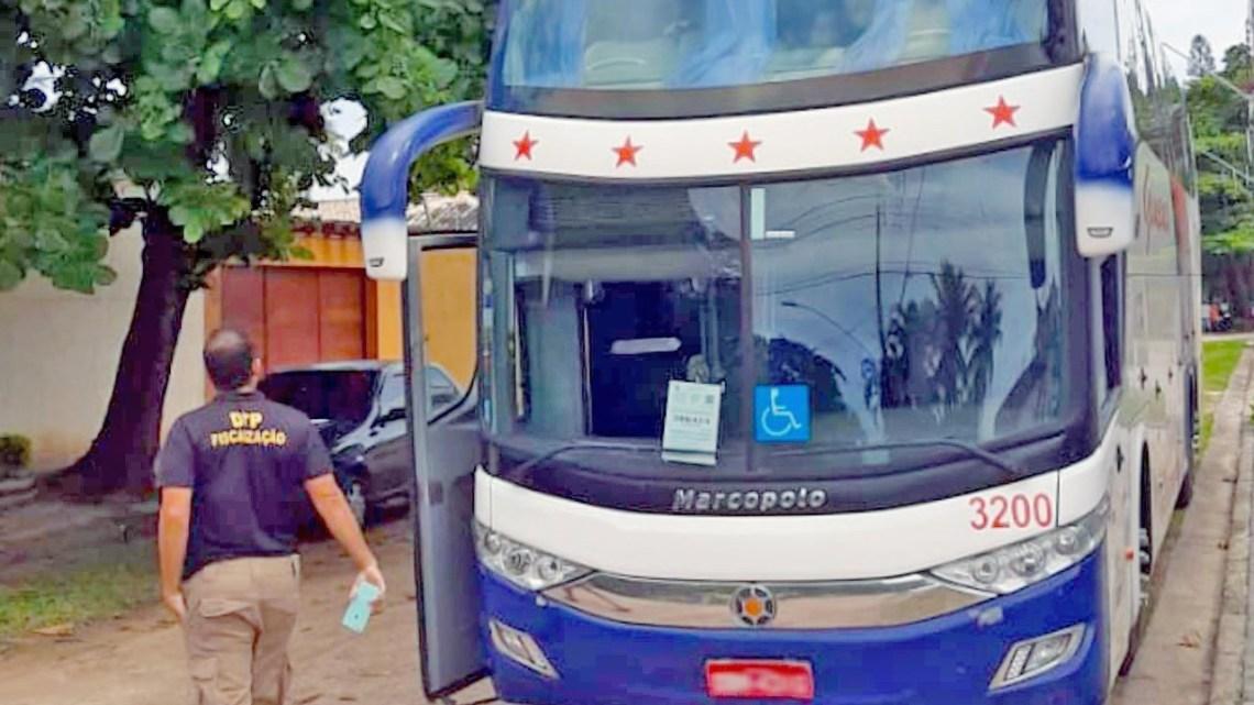 SP: Prefeitura de Guarujá aperta o cerco contra vans e ônibus de turismo irregulares