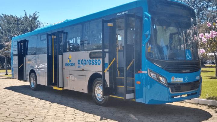 SP: Sistema BRT e Consor reforçam higienização da frota com tecnologia ultravioleta
