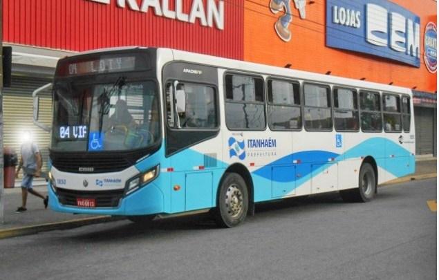SP: Rodoviários da Litoral Sul realizam greve em Itanhaém nesta segunda-feira