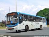 DF: Passageiro cai de ônibus em movimento e acaba morrendo