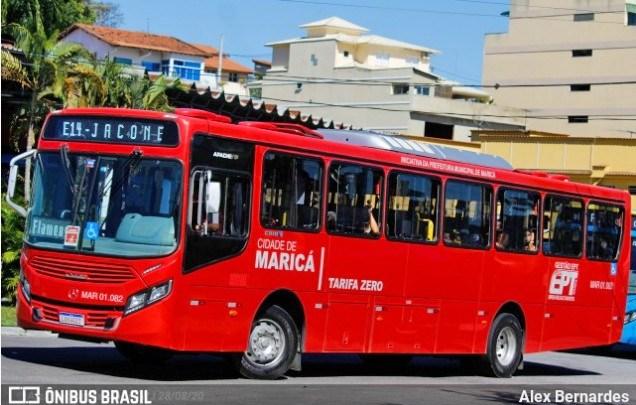 RJ: Maricá anuncia nova linha de ônibus que atenderá a região do Bambuí